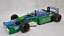 Minichamps 100940005 - Benetton B194 Michael Schumacher 1994 F1 World Champion