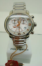 orologio PHILIP WATCH-ANNIVERSARY Collection 150, CHR D/RG WHITE