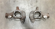 Spindle Knuckle SET 2 Left/Right GM Van G3500 03-16 25840783 25840781 OEM NEW-TO