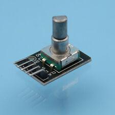10Pcs KY-040 Rotary Encoder Module Brick Sensor Development For Arduino