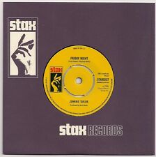 NORTHERN SOUL 45 JOHNNIE TAYLOR - FRIDAY NIGHT / WILLIAM BELL - HAPPY STAX NEW
