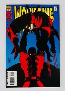 Wolverine #88 First Battle vs Deadpool Hot Key Marvel Comics 1st of No Reserve!!