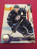 Tyler Myers  Jets 2016-2017  Upper Deck #198