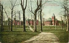 Indiana, IN, Crawfordsville, Wabash College 1925 Postcard