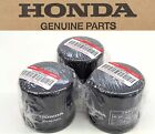 New Genuine Honda MFJ Quality Oil Filter & Seal Cartridge 3 Multi Qty Pack #R13