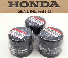 New Genuine Honda MFJ Quality Oil Filter & Seal Cartridge 3 Multi Qty Pack #R13