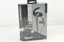 Monster iSport Victory Headphones (Black) w/ ControlTalk - Brand New & Sealed