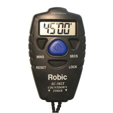 Robic SC-502T Silent or Alarm Timer