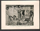 c 1900 photogravure Philippine Is women Belles of Luzon arranging their toilet