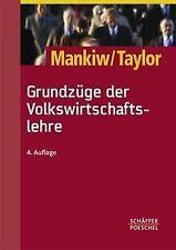 Grundzüge der Volkswirtschaftslehre von Mankiw, N. Grego...   Buch   Zustand gut