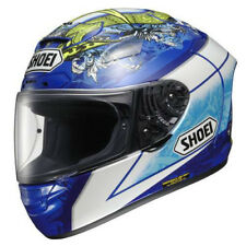 SHOEI X-spirit 2 Bautisa Tc2 Full Face Motorbike Motorcycle Helmet Blue Large
