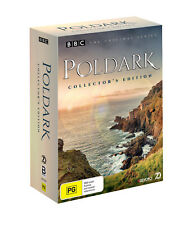 BRAND NEW Poldark : The Complete Original Series (DVD, 7-Disc Set) *PREORDER R4