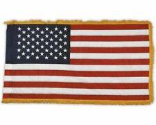 1 3x5 FT Nylon American USA US Flag Sewn Stripes Embroidered Stars Brass