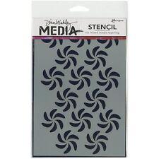 Ranger Dina Wakely Media Stencils - 265243