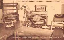 New Lisbon New Jersey State Colony Therapy Room Antique Postcard J51221