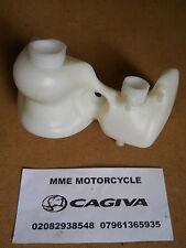 Cagiva prima 50 Nuevo Genuino Aceite de depósito de refrigerante Mito Botella Derbi gpr50 encabezado núms.