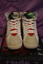Retro 7 Countdown Package Air Jordan Hare Size 3.5Y 1 2 3 4 5 6 7 8 9 0