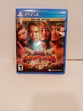 Fire pro wrestling world day one edition PS4