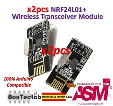 2pcs NRF24L01+ 2.4GHz Wireless Transceiver Module For Arduino Microcontroller