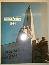 Latvija Sodien 1984, World Federation of Free Latvians