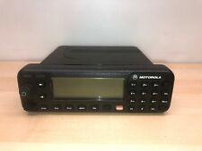 New Motorola Lm3000 806 821mhz 2 Way Mobile Radio M06ucn6rr7cn