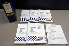 New Holland T2310 T2320 T2330 Tractor Service Shop Repair Manual 87491390 3/08