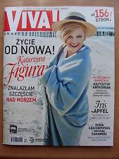 VIVA 12/2015 KATARZYNA FIGURA,Iris Apfel,Cannes 2015,Cesaria Evora,Naomi Watts