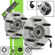 Pair (2) Front Wheel Hub Bearing For 05-08 Ford F150 06-08 Lincoln Mark LT 4WD