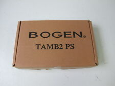 Bogen TAMB2PS Telephone Paging Access Module w/ Power Supply