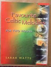 Celtic Music for Violin - Celtic Melodies & A Celtic Top Ten for violin