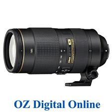 Nikon AF-S NIKKOR 80-400mm f/4.5-5.6G ED VR 80-400 mm f4.5-5.6G Lens 1 Yr Au Wty