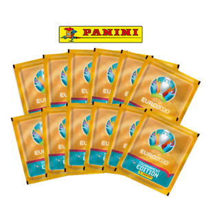 Panini UEFA EURO 2020 Sticker Collection Tins, Multisets, Packs - 10,15,20,25,50