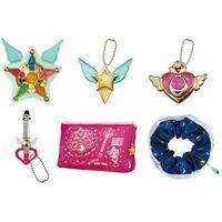 Sailor Moon Sailor capsule goods Deluxe complete set from Japan
