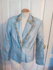 together embellished jacket 6 new wedding ,special party    #486