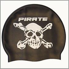 Pirate Badekappe,Totenkopf, Skull, Gothic, Pirat,