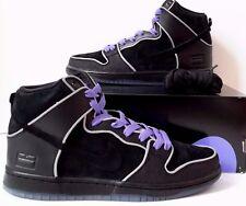 Nike Dunk High Elite SB 'Black Box' Purple Haze 833456-002 Size 9 New Skateboard