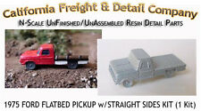 1975 FORD FLATBED PICKUP KIT (1 Kit) N/Nn3/1:160 Cal Freight & Details Co *NEW*
