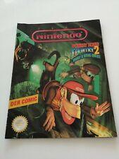 Club Nintendo Donkey Kong Country 2 Der Comic