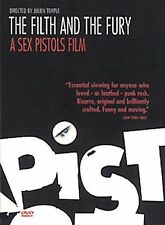 The Filth and the Fury - A Sex Pistols Film [DVD] NEW!