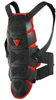 Dainese Pro-Speed Umschnallbarer Rückenprotektor schwarz/rot L/2XL S