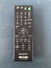 Sony RMT-D197A DVD Remote Control