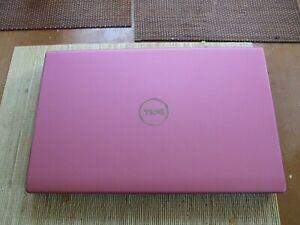 """Complete Pink color Dell studio 1558 core i5 15.6"""" 8GB ram 500GB hd win10 Office"""