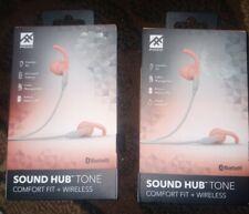 2 Ifrogz sound hub tone wireless earbuds women