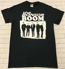 The Sonics - BOOM   'Black'  T-Shirt