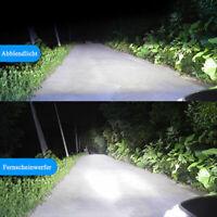 2x36W LED HAUPTSCHEINWERFER LAMPEN H7 HEADLIGHT BIRNE für FORD MONDEO 3 FIESTA 4