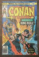 Conan the Barbarian (Marvel) #68 1976 Rare Priced UK Ungraded