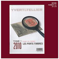 030100 LIVRE Les Portes Timbres Tome 1 Livret de l'Expert 32 pages Yvert et Tell