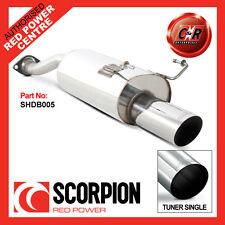 Scorpion SHDB005 Honda Civic Ep3 Type R Exhaust Rear Silencer