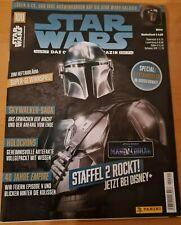 Panini Star Wars 100 Das offizielle Magazin + 2 EXTRAPOSTER 2020