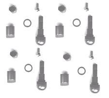 4X Tire Pressure Monitoring System TPMS Valve Stem Rebuild Kit For Audi BMW Mini